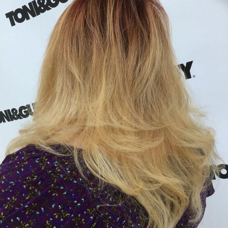 Danielle Balayage hair stylist