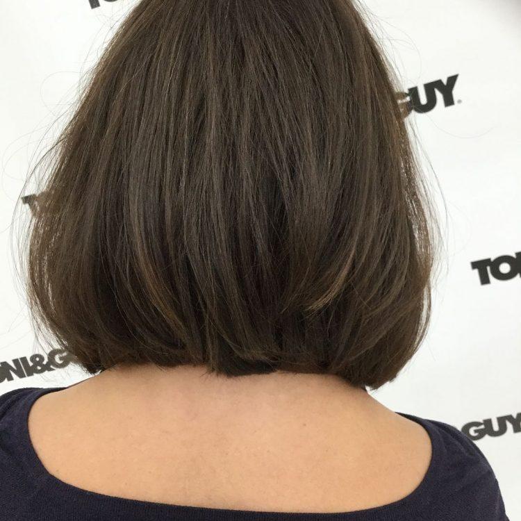 Danielle Haircut