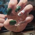Christmas Acrylics