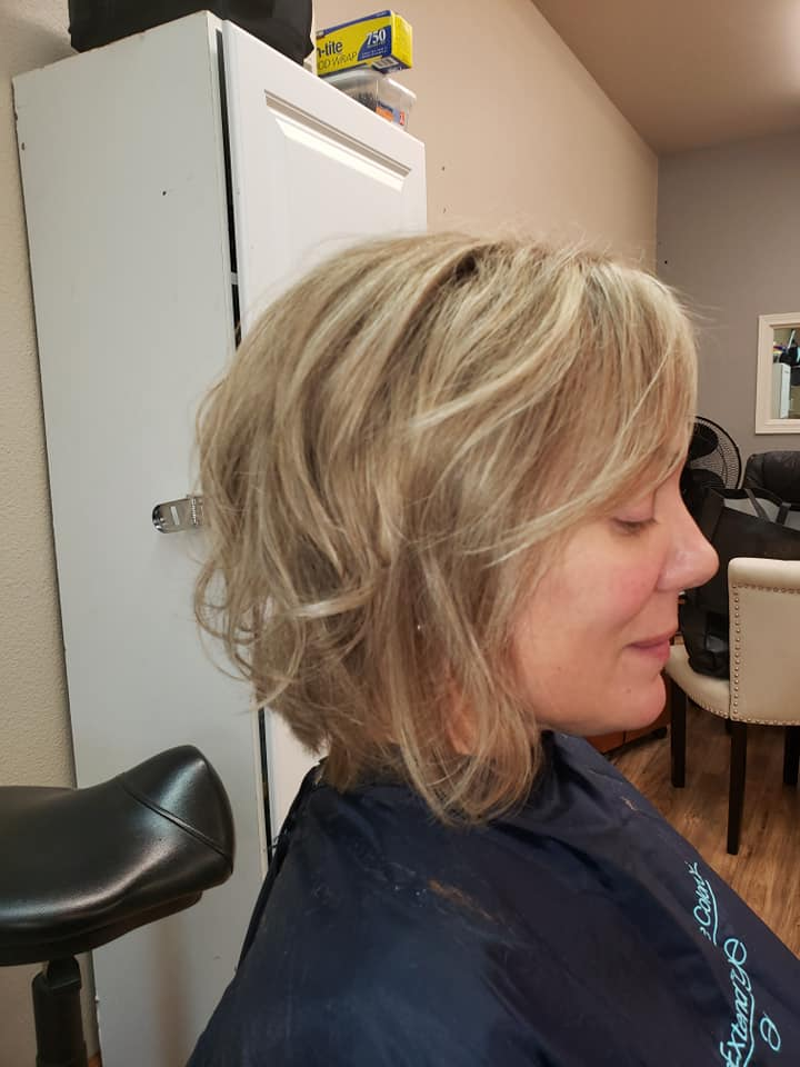 haircut highlights cda