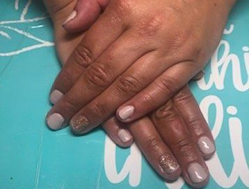 gel manicure CDAe