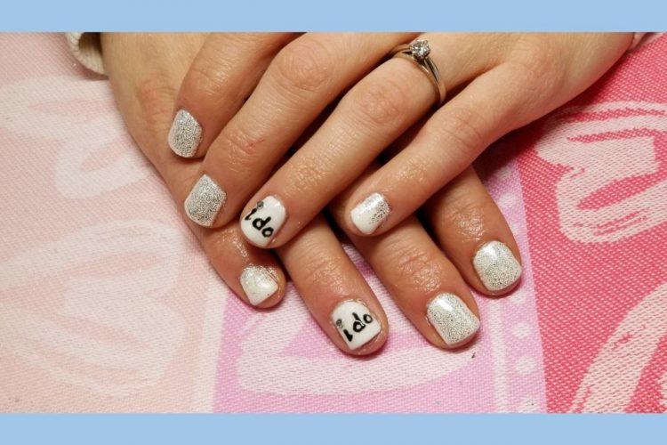 bridal manicure cda