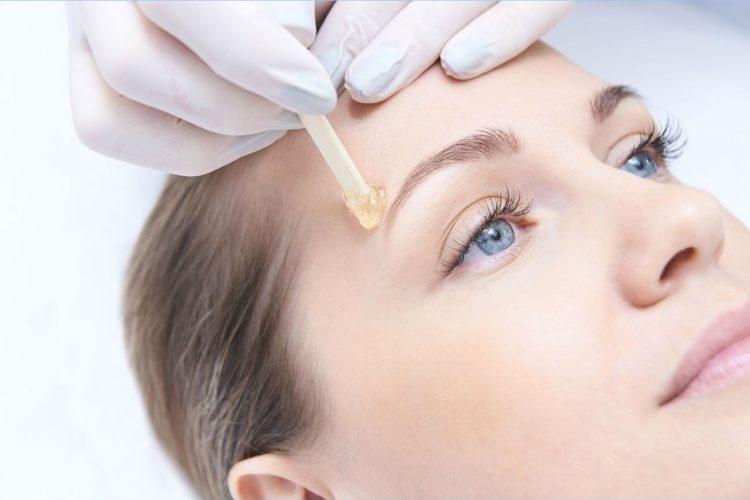 eyebrow wax cda