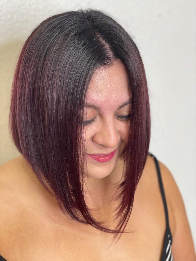 Lavish Salon CDA Haircut