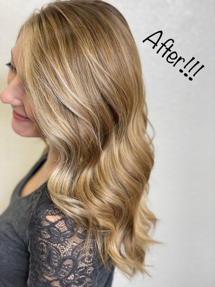 Lavish Salon CDA Hairdresser Blonde Specialist