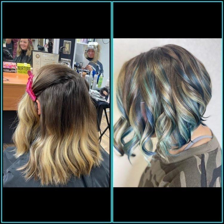 Lavish Salon CDA Cut and Color
