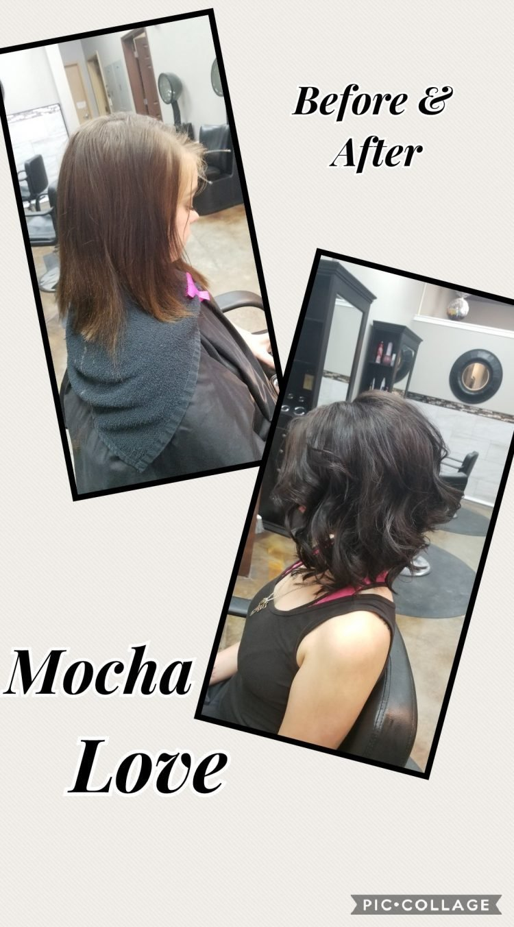 Before After Cut Color Style CDA
