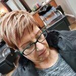 Short Hair Highlights Cut CDA