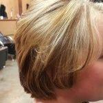 Short Hair Highlights CDA